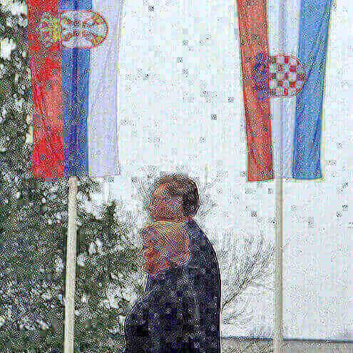 (Ne)zainteresovani sus(j)edi: ulazak Hrvatske u evroatlantske bezbednosne strukture i Srbija