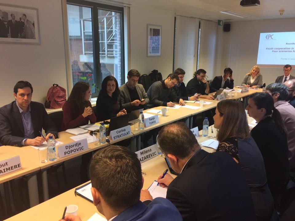 Četiri scenarija o položaju mladih na Zapadnom Balkanu predstavljena u Briselu