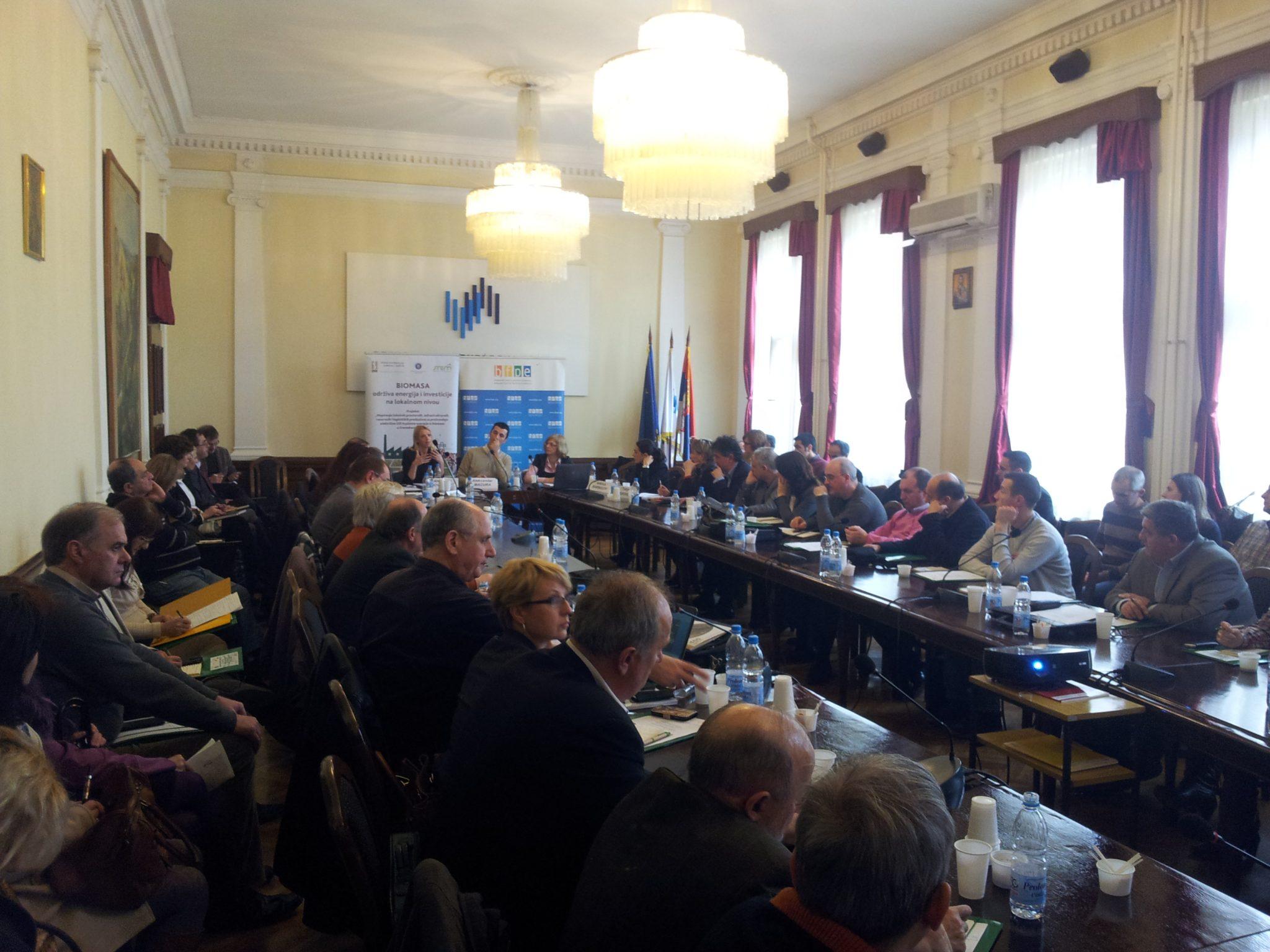 Velika zainteresovanost za projekte javno-privatnog partnerstva u komunalnim delatnostima