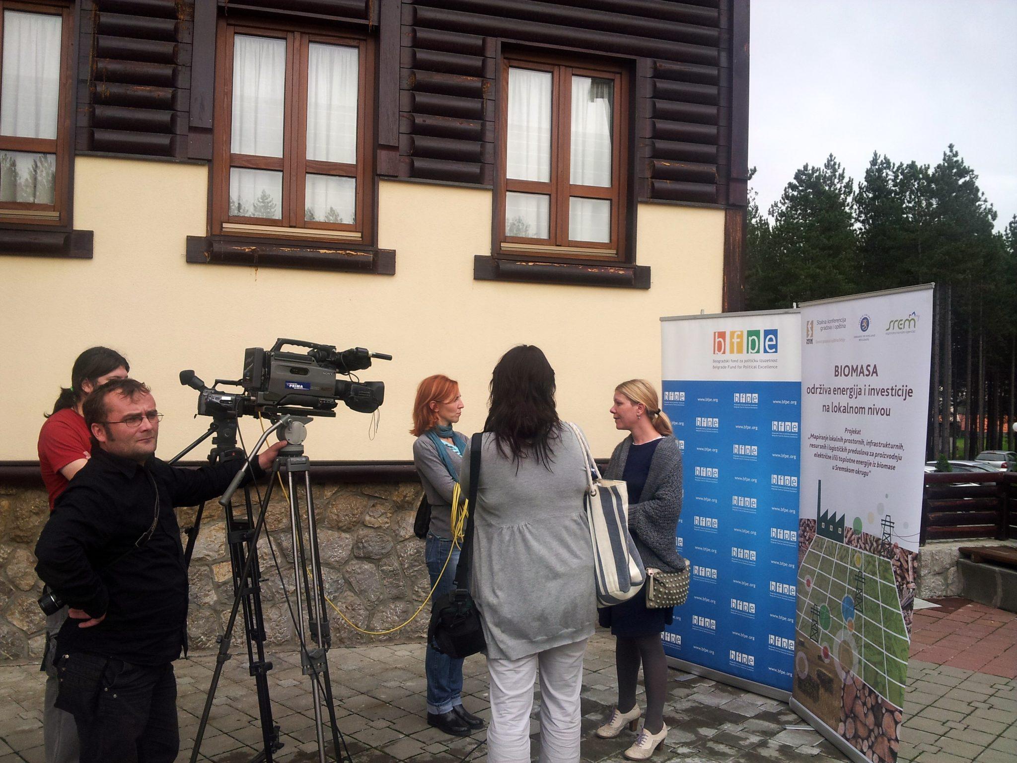 O mogućnostima korišćenja biomase u Zapadnoj Srbiji