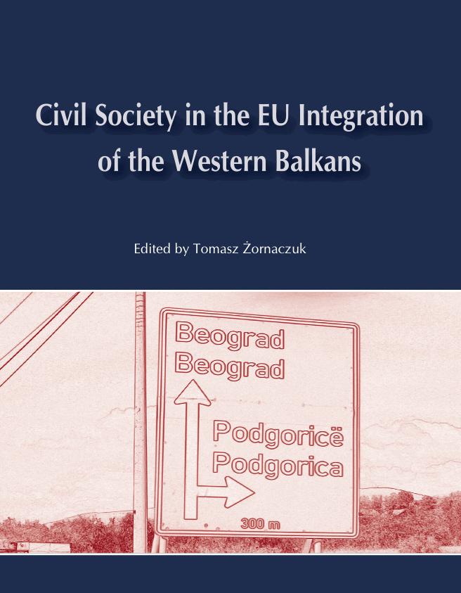 Uloga civilnog društva u evropskim integracijama Zapadnog Balkana: preuzmite publikaciju