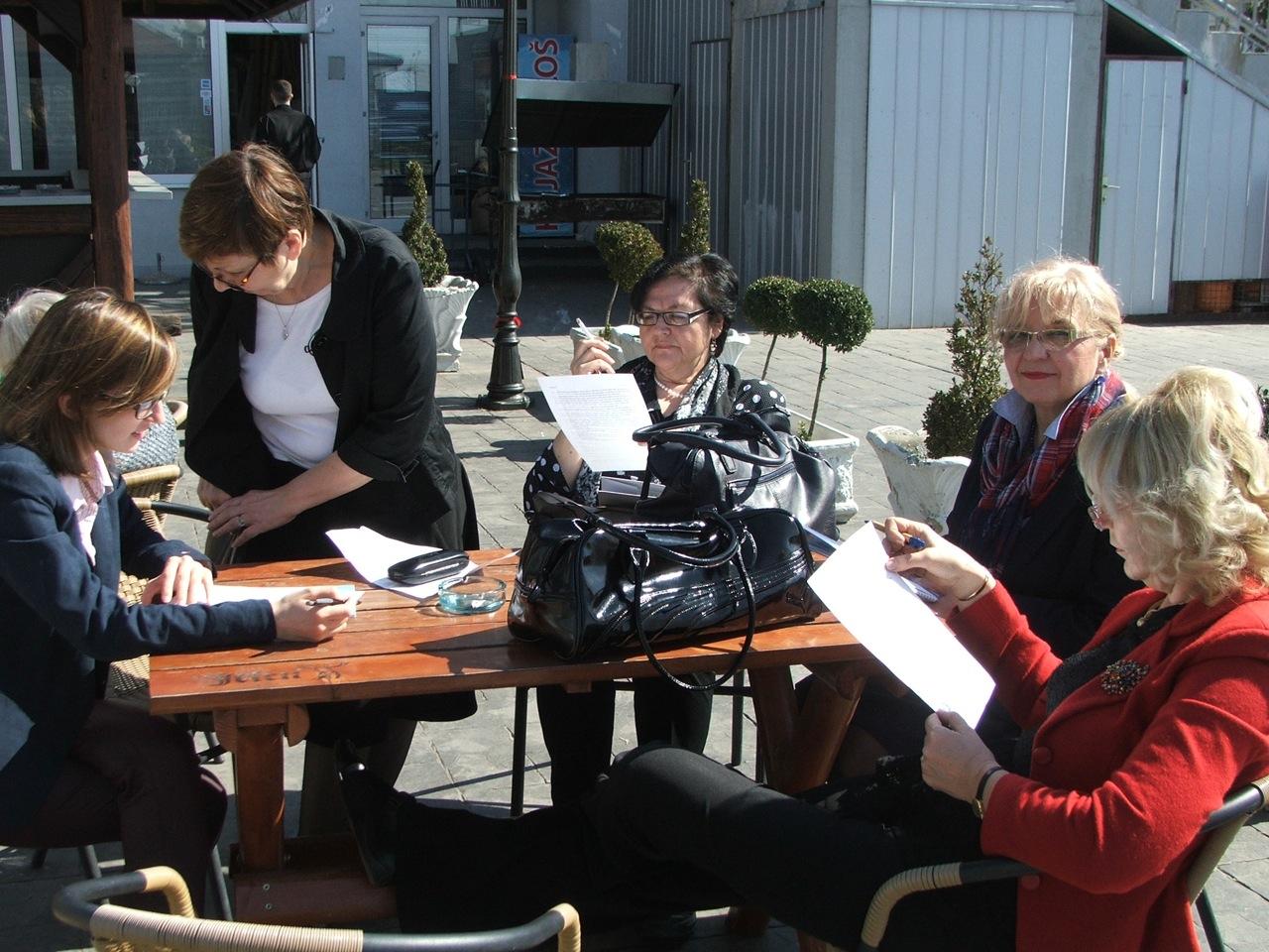 1325 mora biti prevedena na praktičan nivo – poruke sa seminara sa Ženskom parlamentarnom mrežom u Kovačici