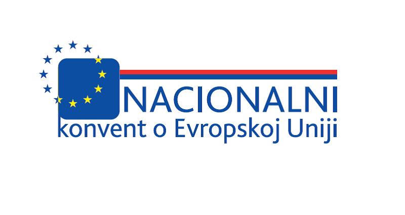 Nacionalni Koncent o EU NKEU Logo