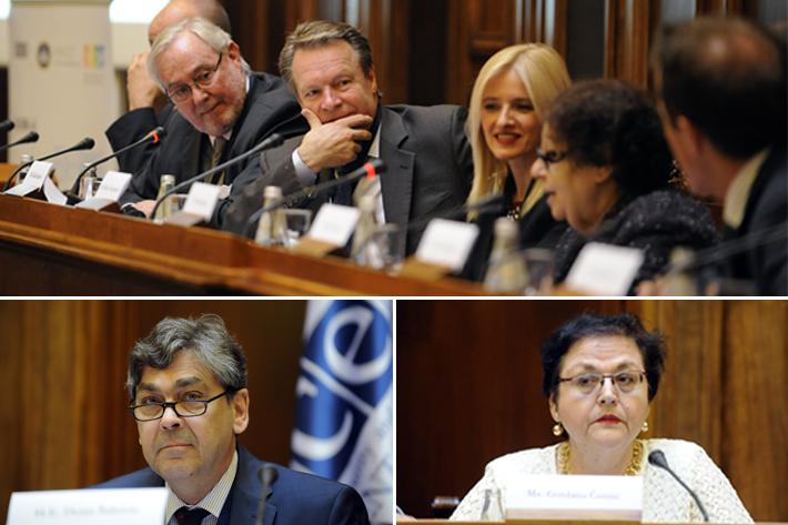 """Jače – prisustvo """"na terenu"""", saradnja sa civilnim društvom i fokus na obaveze preuzete u domenu ljudskih prava – prioriteti u daljem radu OEBS"""