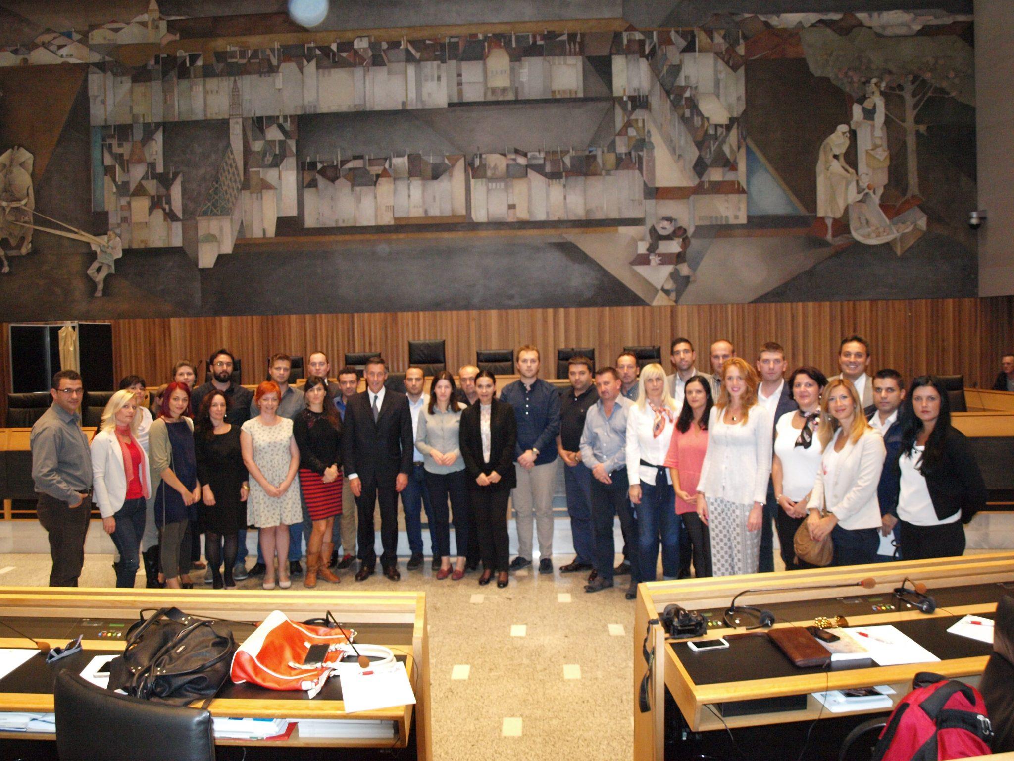 Južni Tirol: laboratorija autonomije