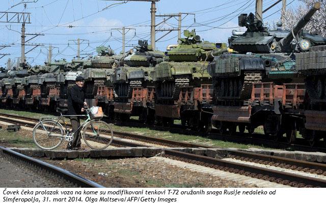 Kraj Pax Americana? Šta se da naučiti iz ukrajinske krize