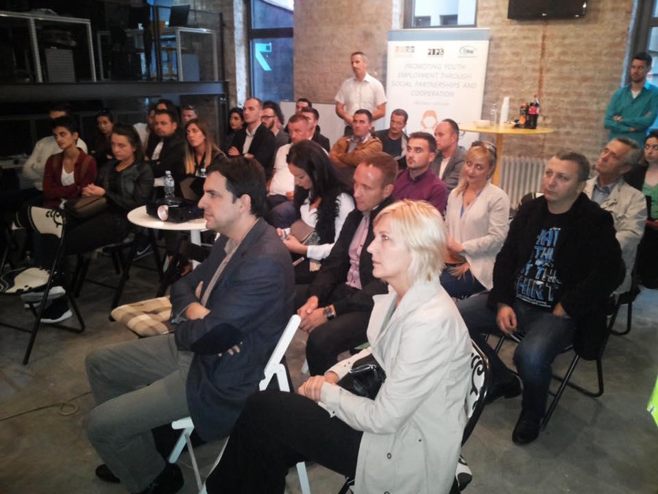 """U Nišu """"dobre priče"""" o pokretanju biznisa i zapošljavanju mladih Srbije i Kosova"""