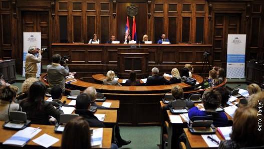 Ženska parlamentarna mreža (ŽPM) održala drugu nacionalnu konferenciju: BFPE nastavlja da podržava rad ŽPM