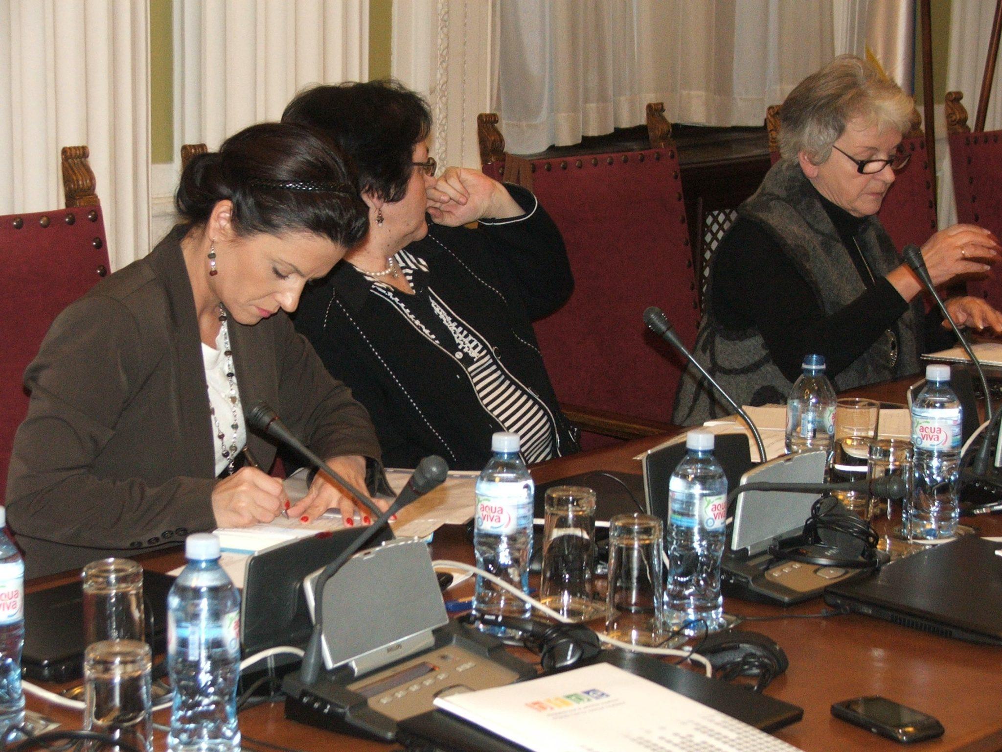 Poslanice u Skupštini Srbije učile o reformi sektora bezbednosti