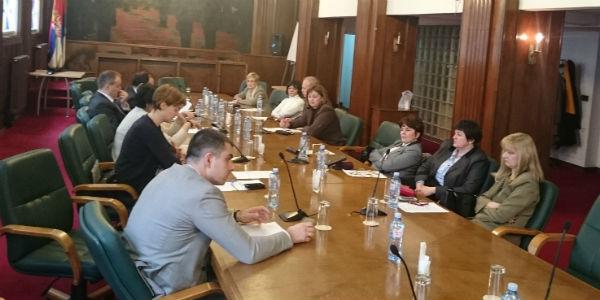 Održan je drugi sastanak Zelene poslaničke grupe u novom sazivu Narodne skupštine