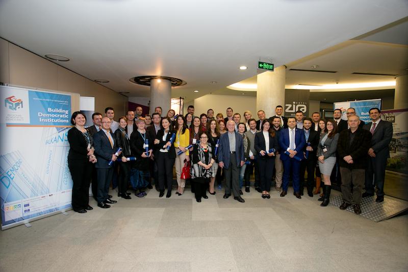Program Regionalne akademije za demokratiju uspešno okončan u Beogradu