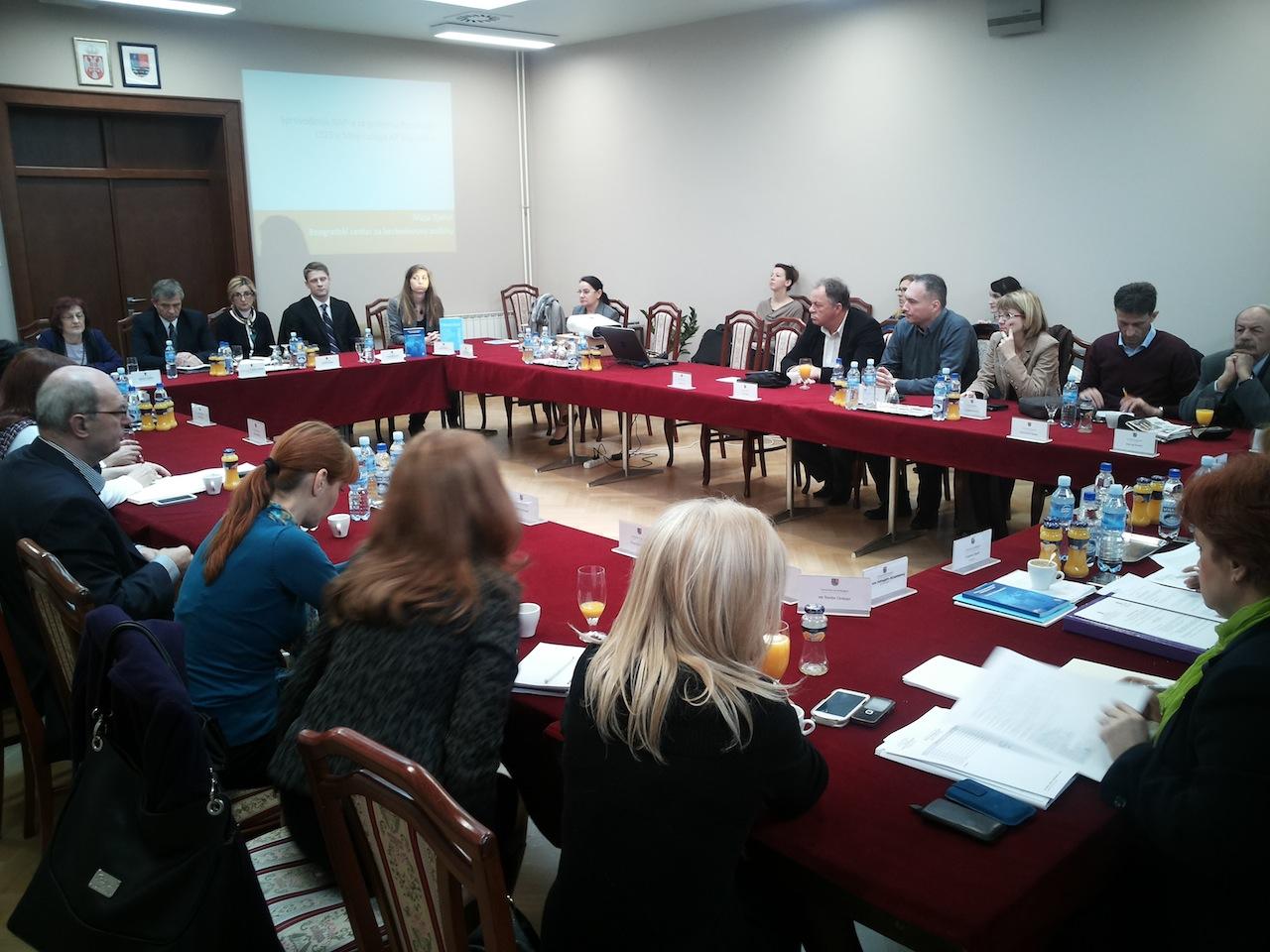 Informisali smo poslanike Vojvodine o primeni Rezolucije 1325 u Srbiji