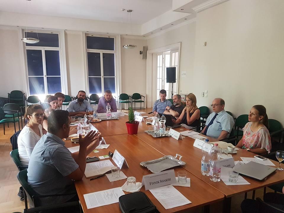 """Projekat """"Građani o migracijama"""" započet u Budimpešti"""