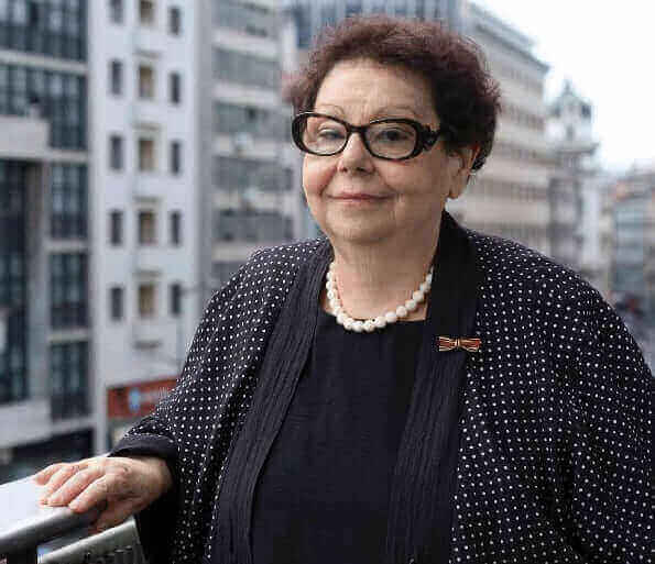 Antisemitizam je stanje svesti: intervju Sonje Liht za Novi magazin