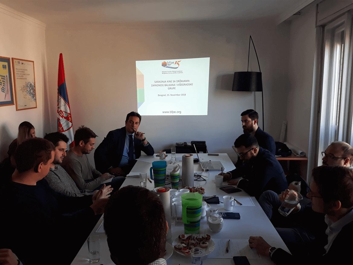 Održan okrugli sto: Saradnja Kine sa državama Višegradske grupe i Zapadnog Balkana