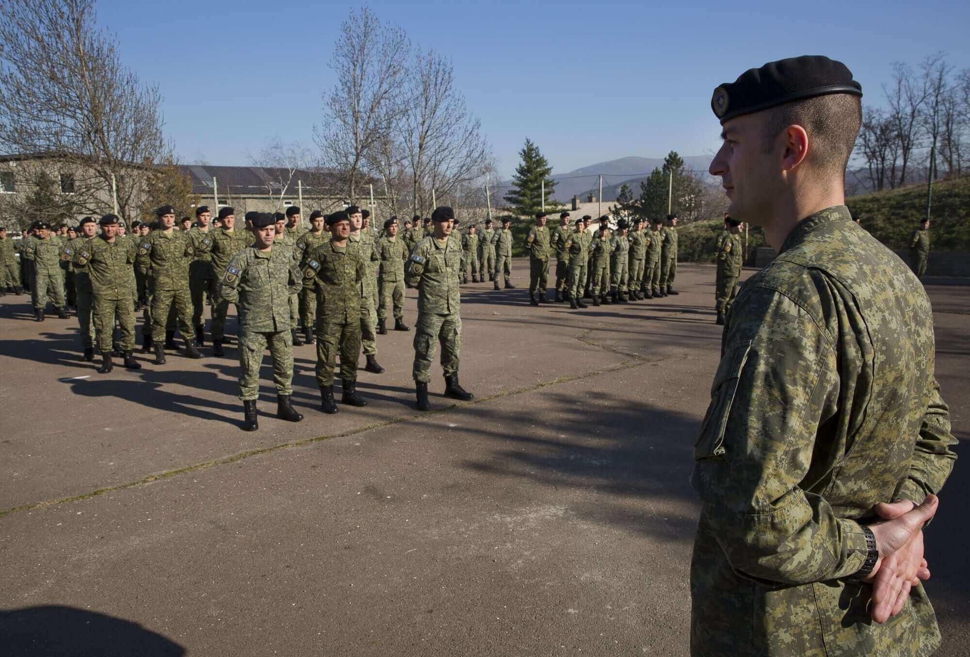 Kosovske snage bezbednosti: (ne)opravdan strah od transformacije