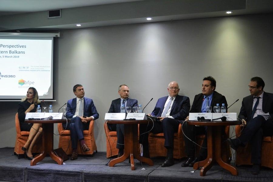 Panel diskusija: Transatlantske perspektive i Zapadni Balkan