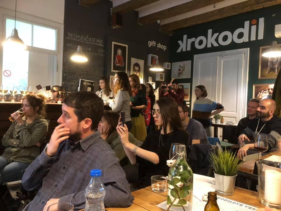 U susedstvu: susreti dvadeset autora i autorki iz Srbije i sa Kosova