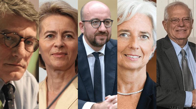 """EU Top Jobs"": osovina i pomoćni točkovi"
