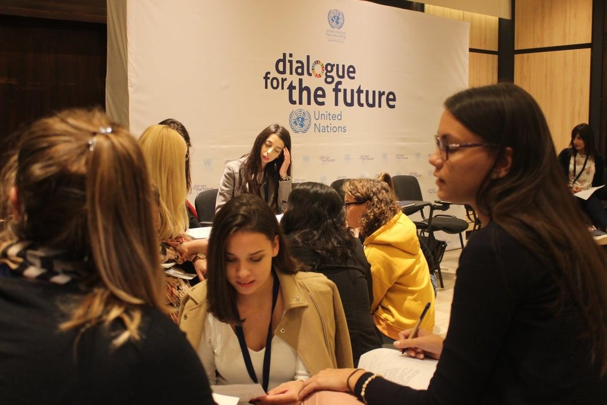 """Aktivne žene, aktivno društvo: u Kragujevcu održan prvi edukativni seminar u okviru """"Dijaloga za budućnost"""""""