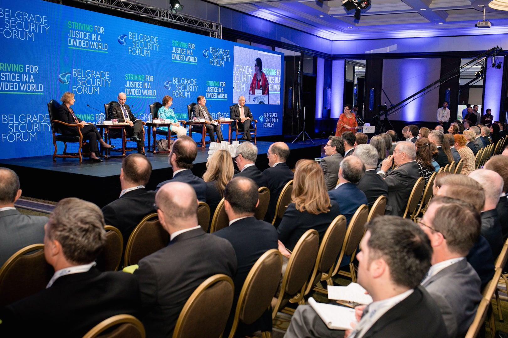 Deveti Beogradski bezbednosni forum: U potrazi za pravdom u podeljenom svetu