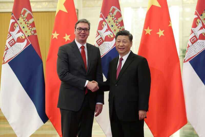Poziv na oprez za Zapadni Balkan: Kina i Češka Republika