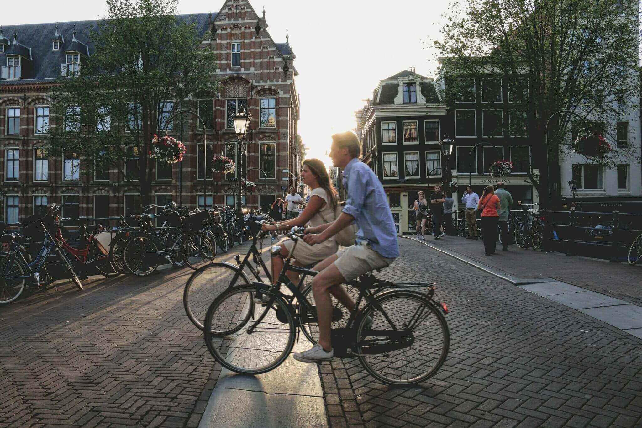 Biciklistički saobraćaj u lokalnim sredinama