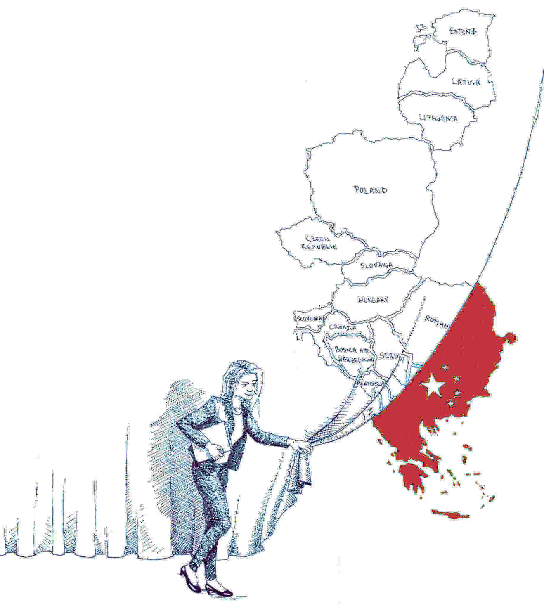Nova publikacija – Nije više prazna priča: Rastući uticaj Kine u Centralnoj i Istočnoj Evropi