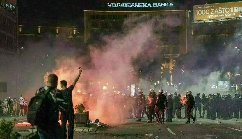 Organizacije civilnog društva: U Srbiji politička kriza i urušavanje poverenja u institucije, EU da insistira na osnovnim vrednostima