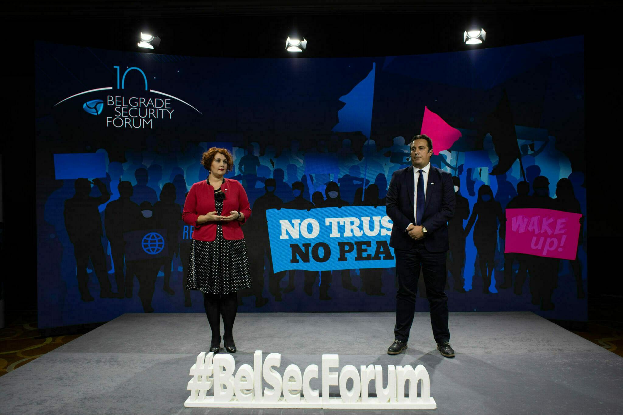 Deseti Beogradski bezbednosni forum zvanično je završen