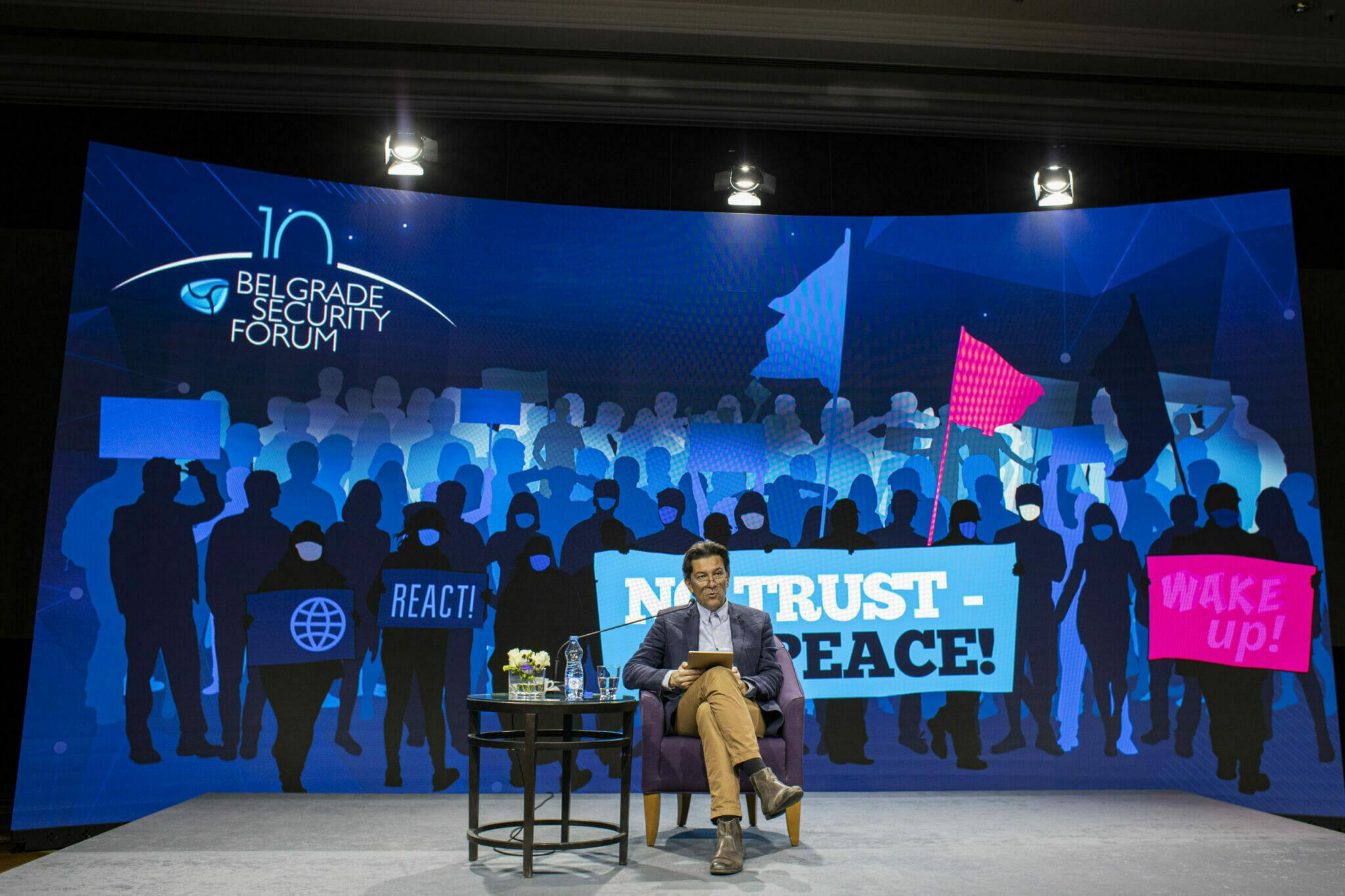 Rekapitulacija prvog dana Beogradskog bezbednosnog foruma 2020. godine