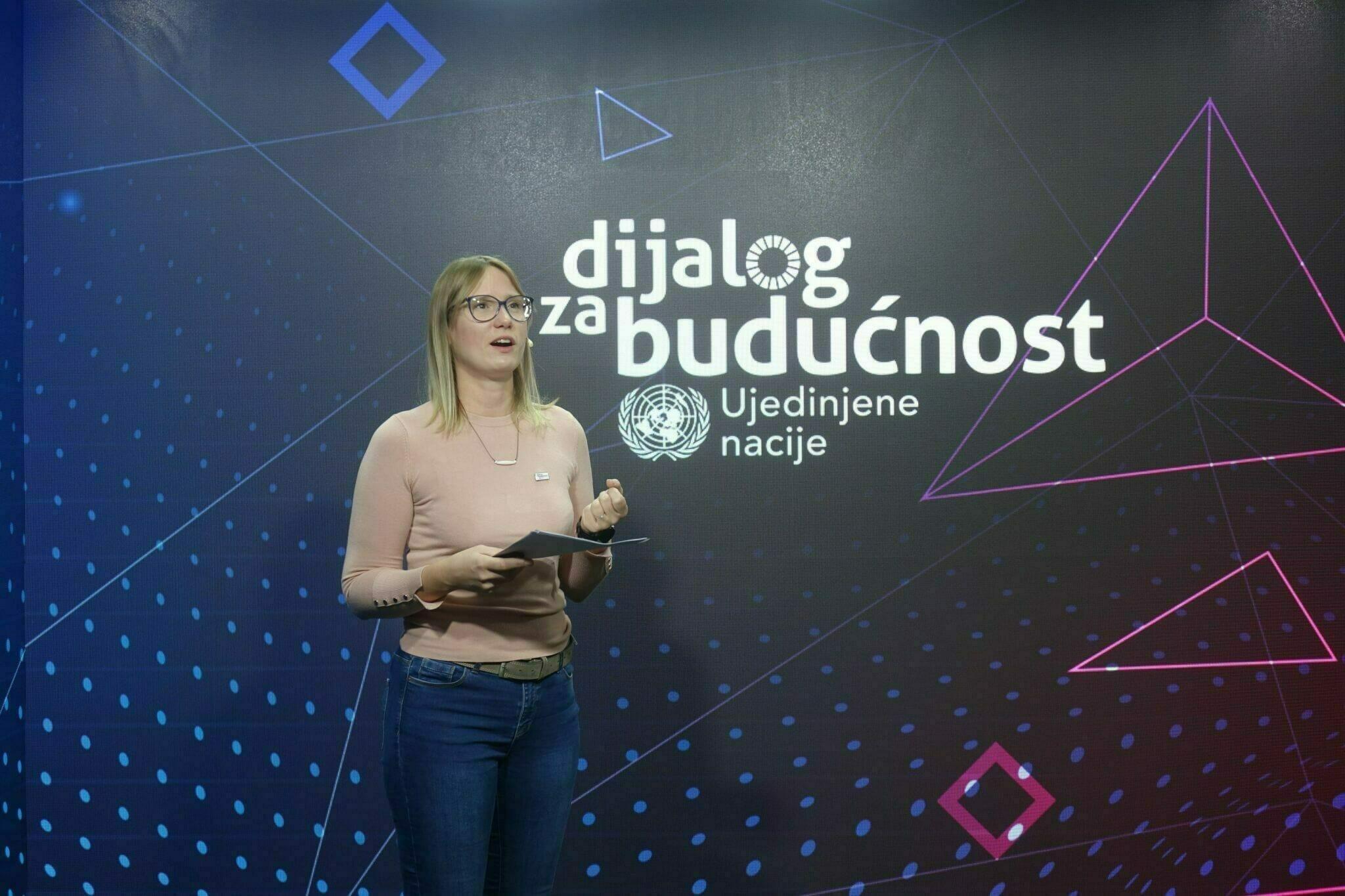 Dijalog za budućnost – deveti edukativni onlajn seminar: komunikacija i predstavljanje