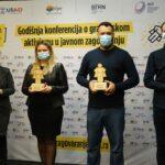 Saradnjom do promene: Dodeljene nagrade za pokretače promena 2020. godine