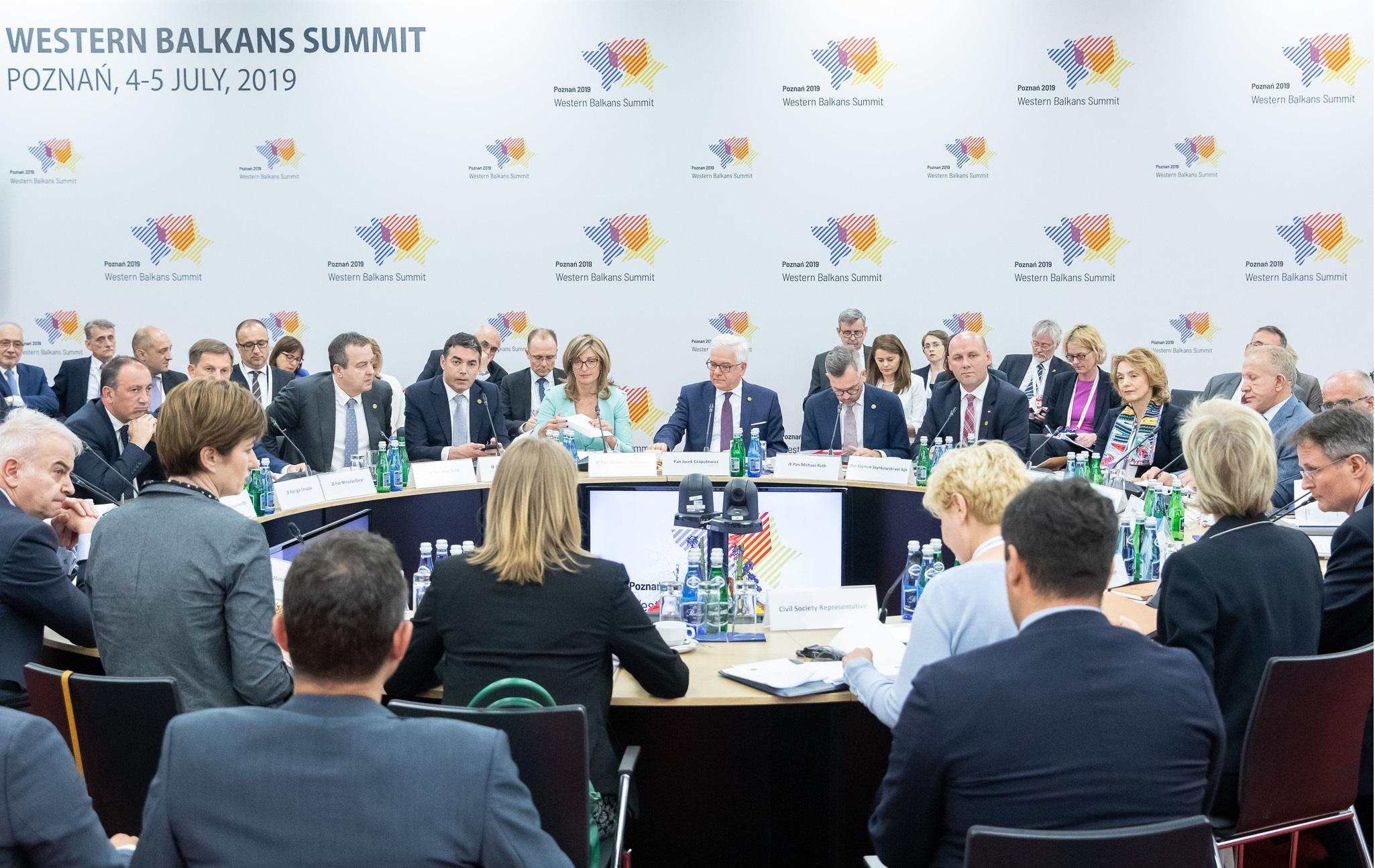 """Budućnost Berlinskog procesa: hoće li ekonomija i politika ići """"ruku pod ruku""""?"""
