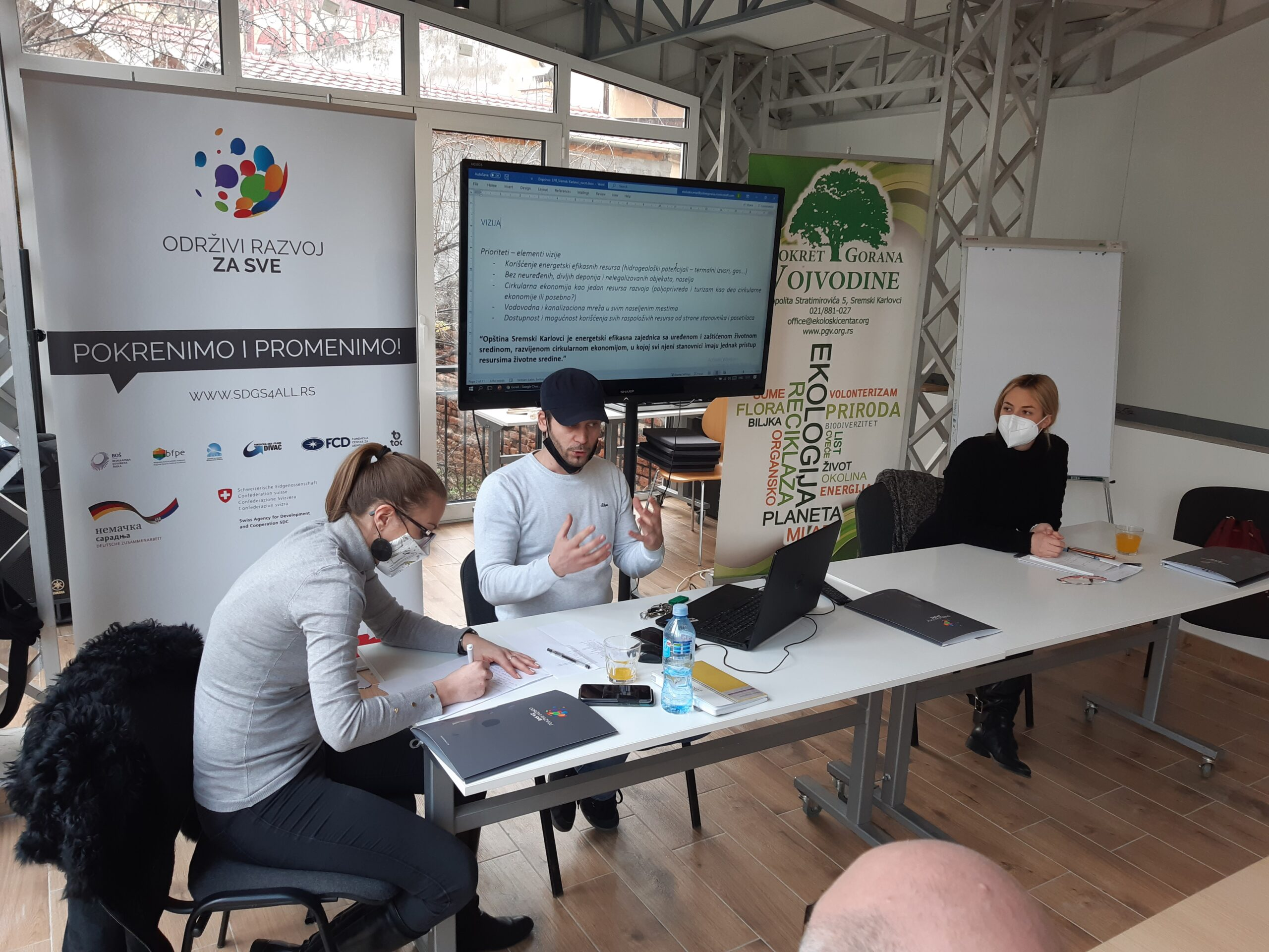 Sremski Karlovci i Priboj: u susret planovima razvoja i zdravijoj životnoj sredini