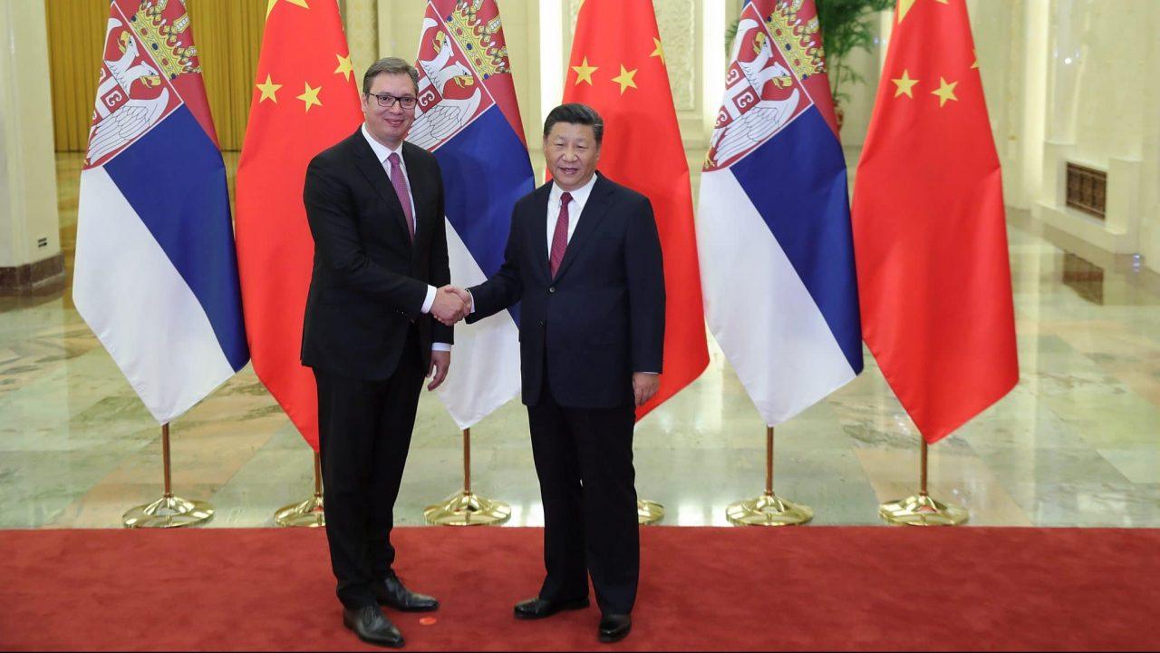 """""""Veliki brat"""": mediji od Srbije stvaraju naciju koja voli Kinu"""