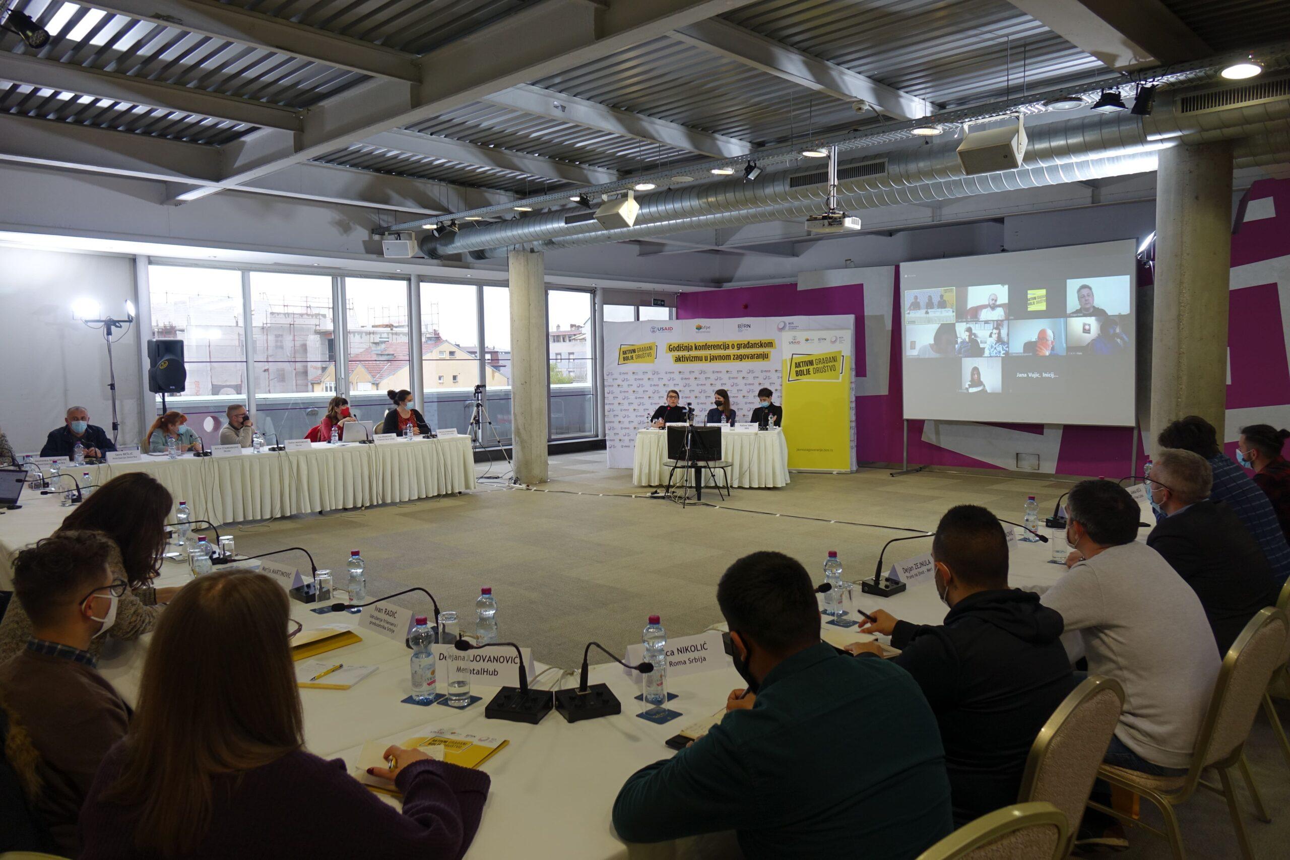 Nova partnerstva – zagovaranjem ka saradnji i demokratskom razvoju