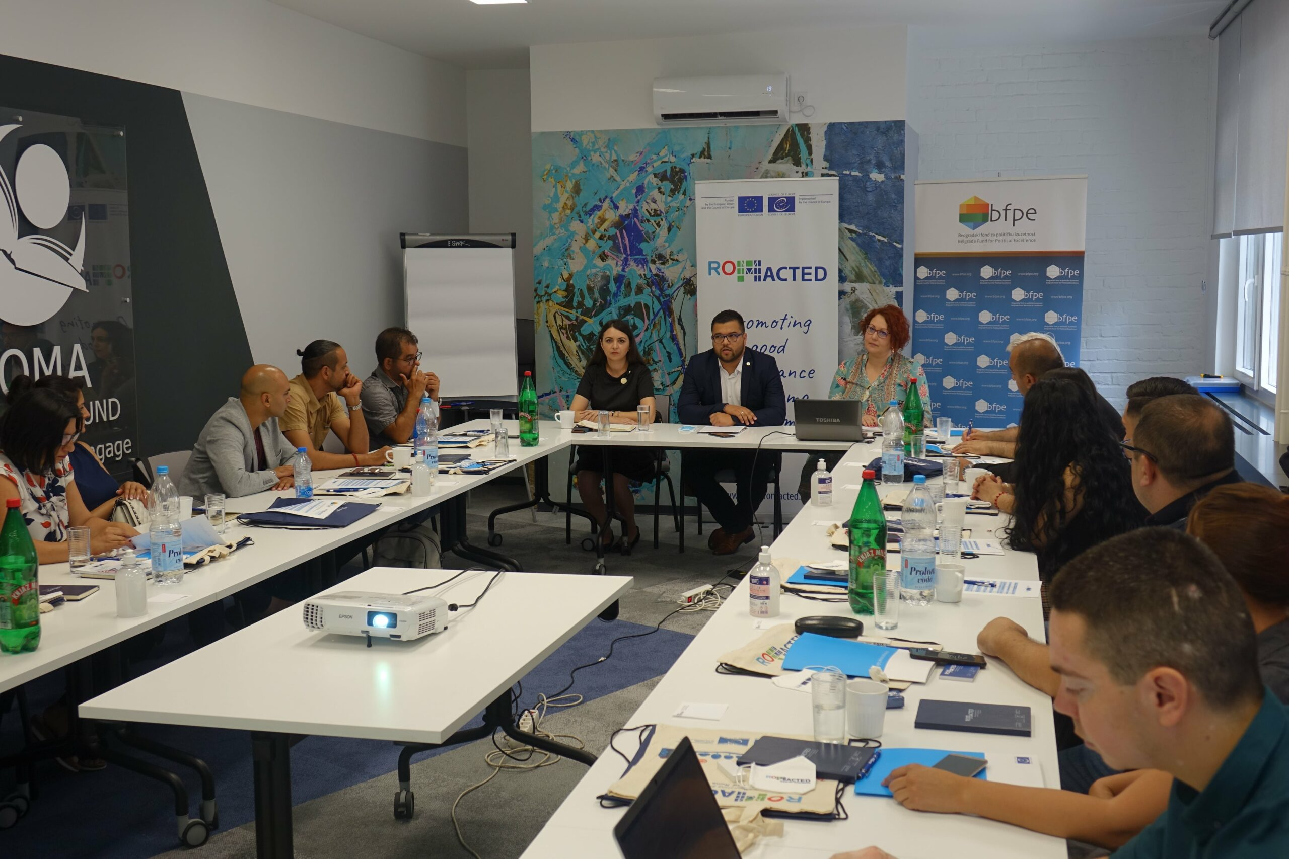 """Borba za ravnopravni položaj romske zajednice i dalje traje i trajaće"""