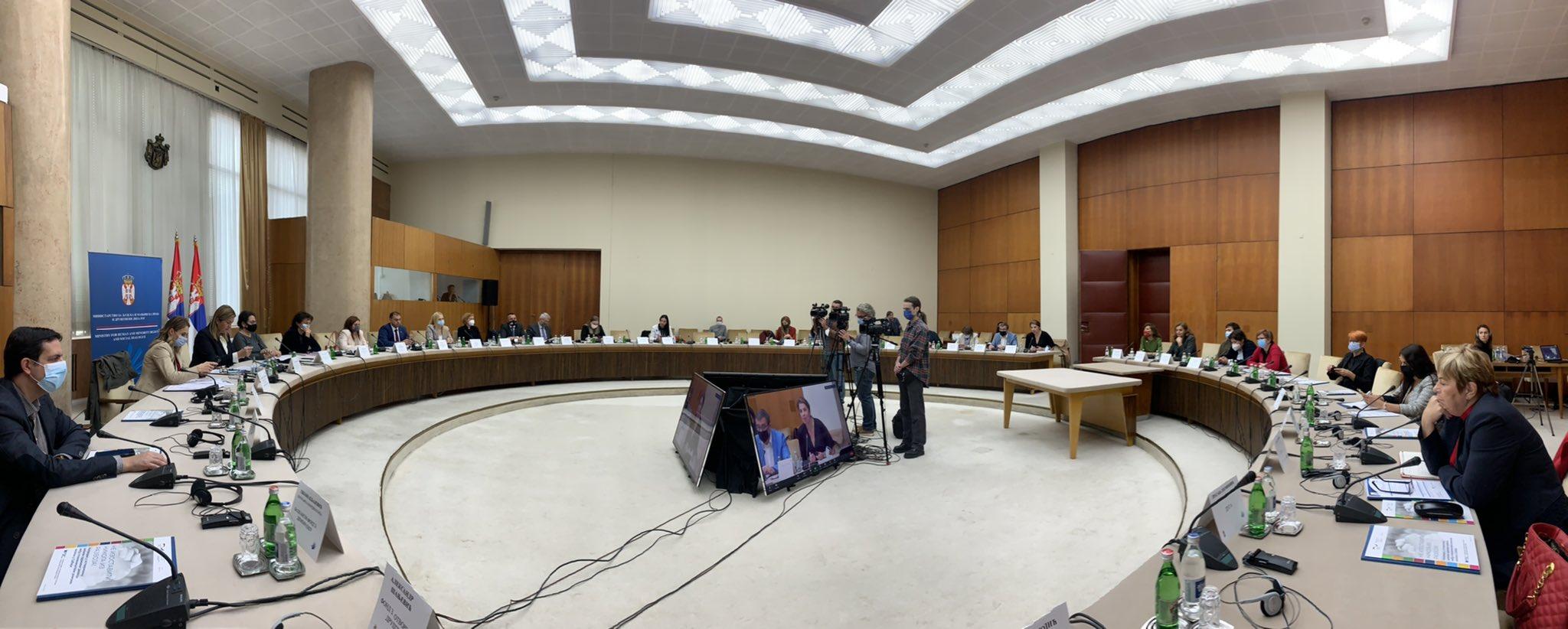 Ekonomsko osnaživanje Roma i ciljevi održivog razvoja u Srbiji